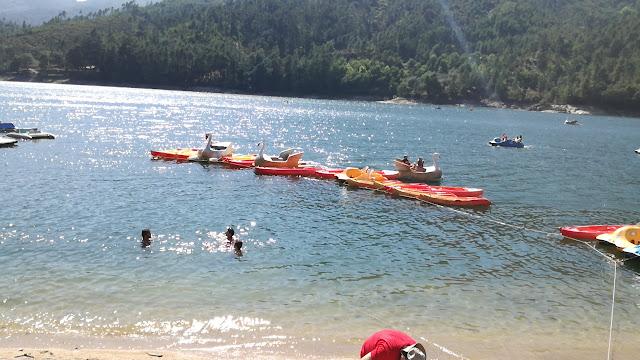 Aluguer canoas