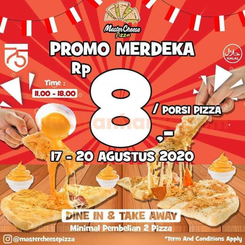 Promo Master Cheese Pizza
