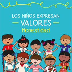 Los niños Expresan Valores, Honestidad Preescolar 2020-2021