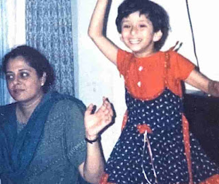 Unnati Malharkar With Mother