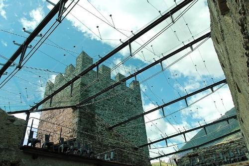 Juval-Messner Mountain Museum-castello
