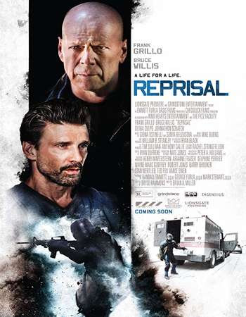 Watch Online Reprisal 2018 720P HD x264 Free Download Via High Speed One Click Direct Single Links At WorldFree4u.Com