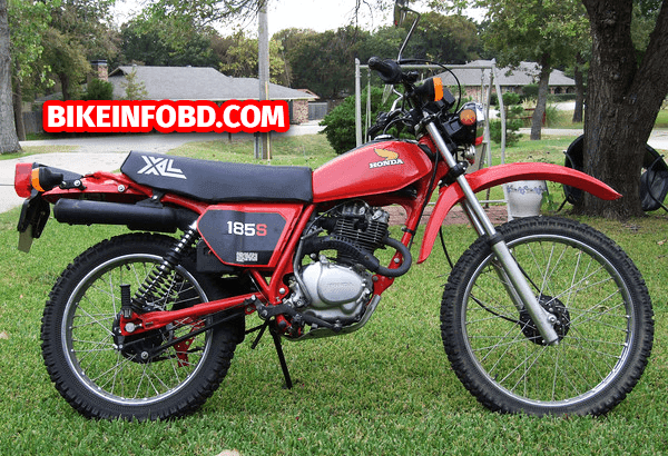 1982 Honda XL185S