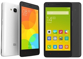 Now Available – Redmi 2 Prime (16GB ROM, 2GB RAM) for Rs.6999 Only @ Flipkart