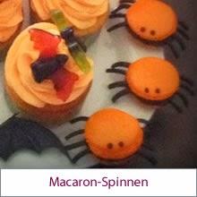 Macarons zu Halloween