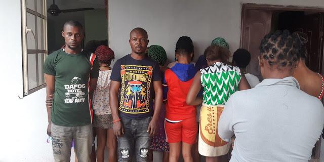 Teenage 'baby factory' found in Ogun