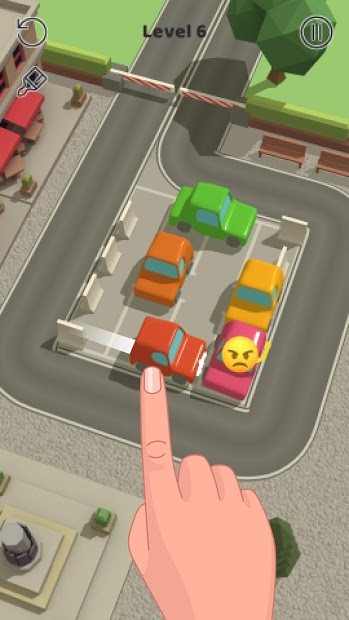 Parking Jam 3D Hileli APK
