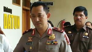 Dihunjuk Presiden Jokowi Sebagai Kapolri, Listyo Sigit : Siap Uji Kelayakan Di DPR