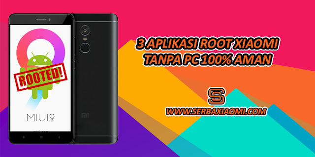 rooting di Xiaomi tanpa PC