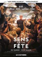Le sens de la fête, Éric Toledano, Olivier Nakache, comédie, cinéma français, FLE, le FLE en un 'clic'
