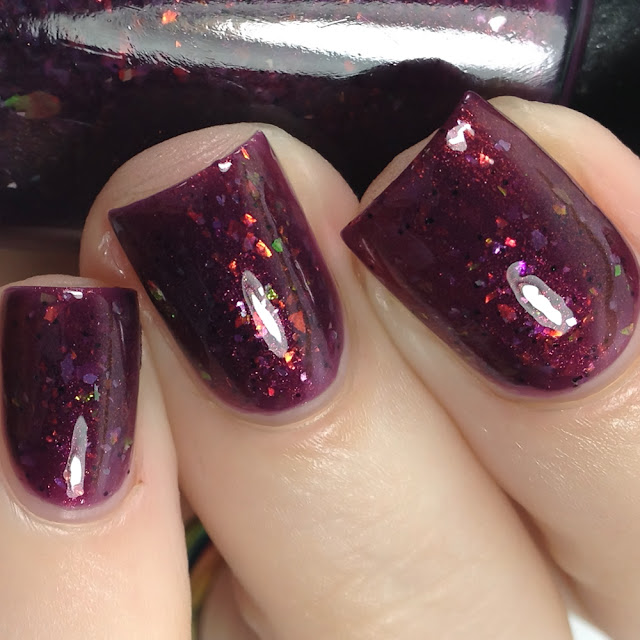 Supernatural Lacquer-The Mamushka
