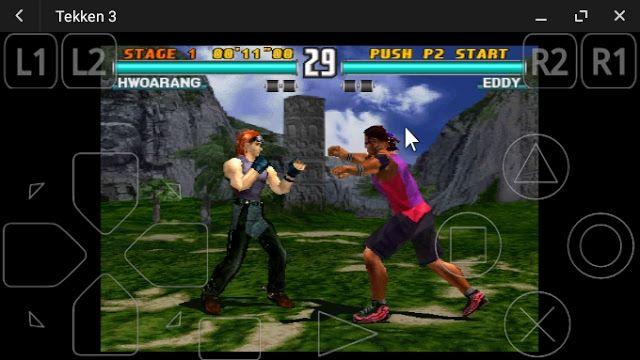 Tekken 3 Game Download for android Highly compressed 20MB