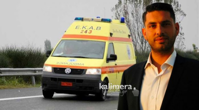 Ο  Πρόεδρος της Κοιλάδας στην Αργολίδα θέλει να γίνει οδηγός του ασθενοφόρου στο κέντρο υγείας Κρανιδίου