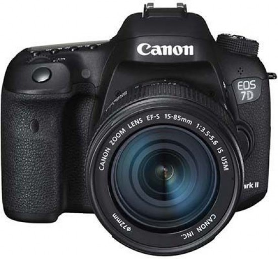 Prices and Specifications Of Canon EOS 7D Mark II