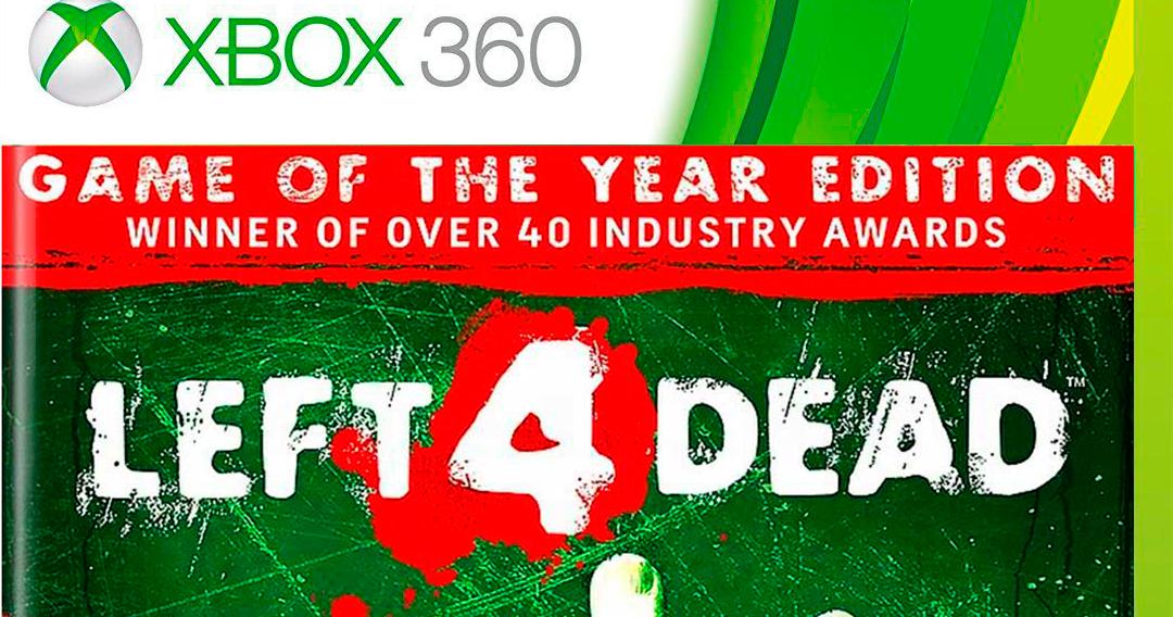 DESCARGAR LEFT 4 DEAD GAME OF THE YEAR EDITION EN ESPAÑOL