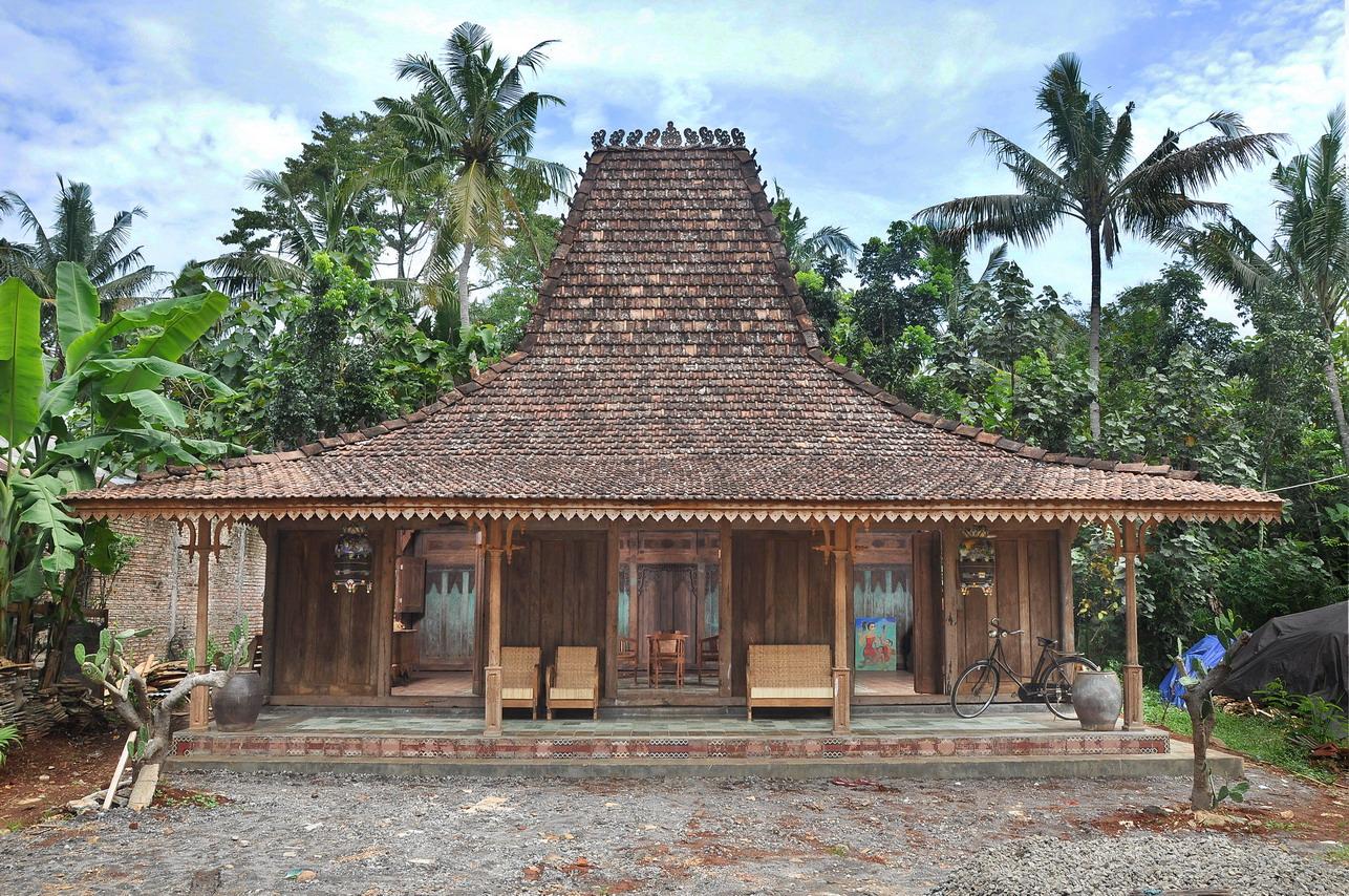 Desain Rumah Joglo Sederhana Dengan Konsep Klasik