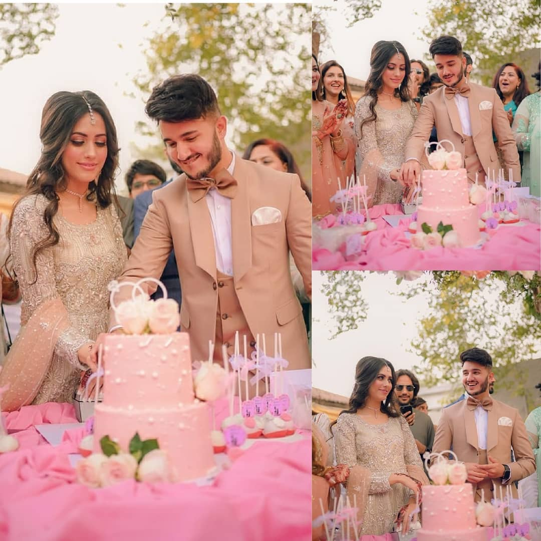 Shahveer Jaffery engagement pictures