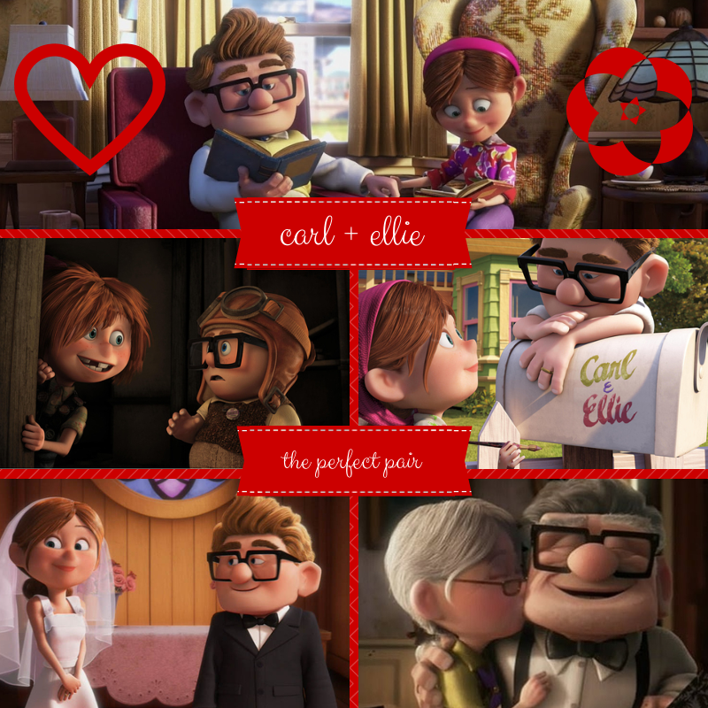 UP: A Carl and Ellie Fredricksen Love Story | What's the Point?