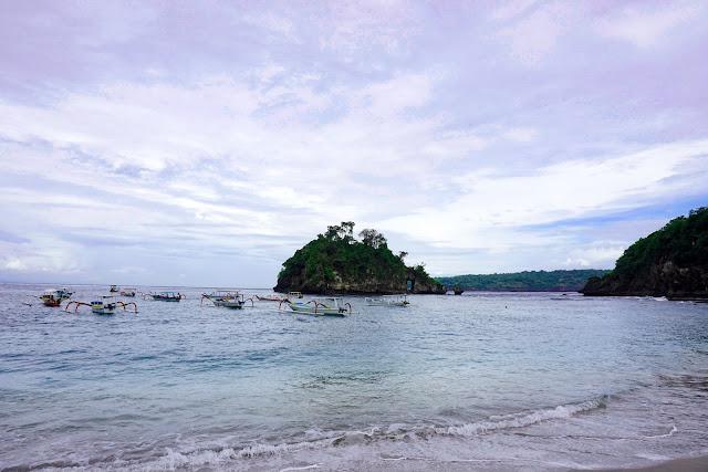 Crystal Bay di Nusa Penida