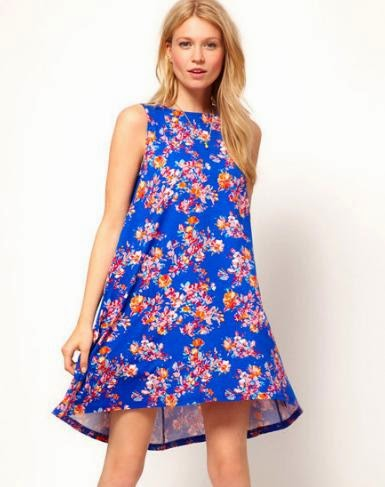 6.The Best Option is a Comfortable Summer Dress