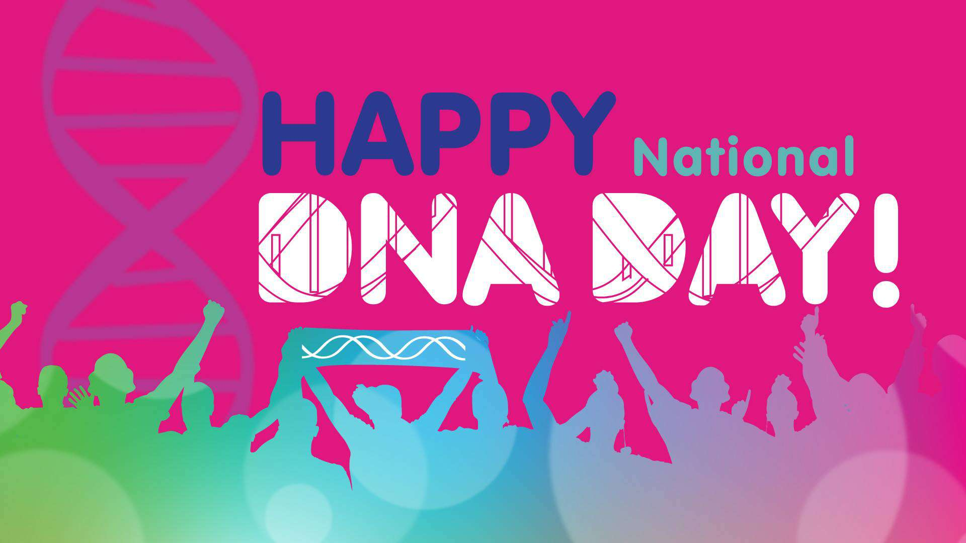 National DNA Day Wishes for Whatsapp
