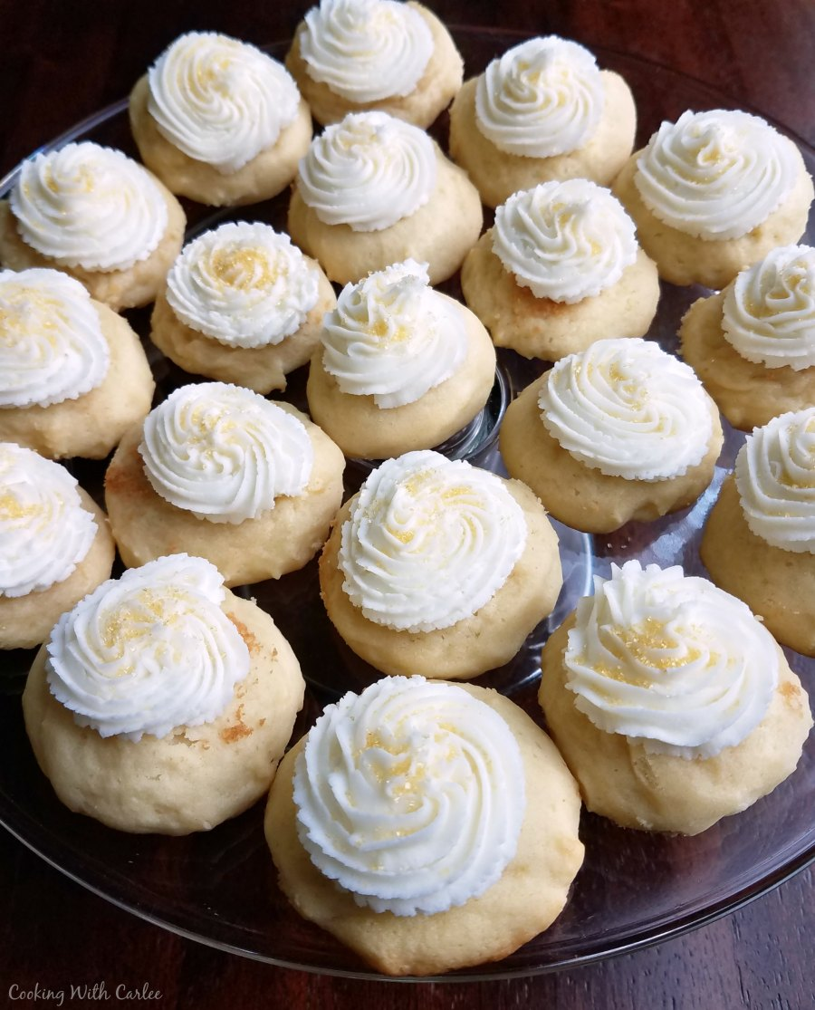 How to make buttercream frosting less sugary