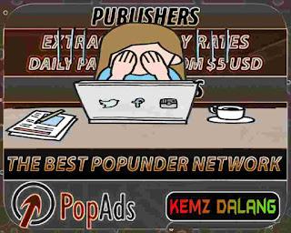 Cara Menghasilkan Uang dari Blog dengan PopAds