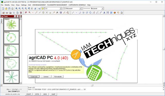 pfCAD agriCAD v4.0.40