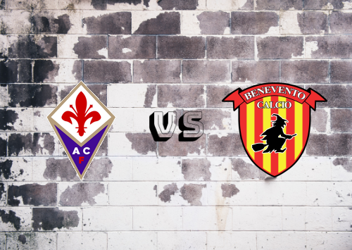 Fiorentina vs Benevento  Resumen
