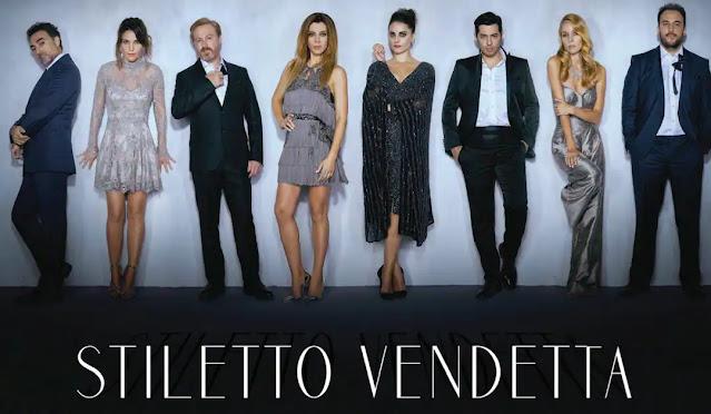 Stiletto Vendetta Teasers August 2021
