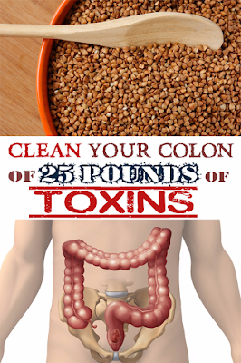 Clean Your Colon of 25 Pounds of Toxins