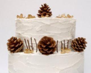 kue pengantin sederhana