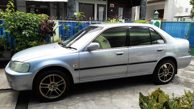 Di Jual Honda City Z Manual 2001 Silver