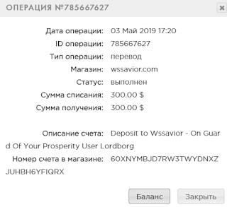 wssavior.com хайп