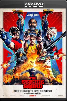 The Suicide Squad [2021] [Custom – DVDR] [Latino]