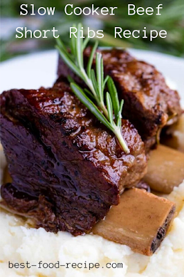 Slow Cooker Beef Short Ribs Recipe