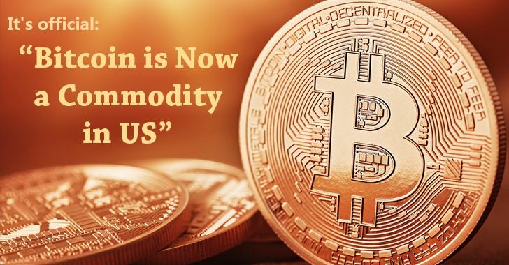 bitcoin-commodity