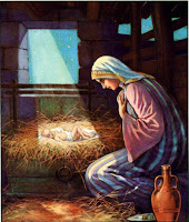 9. Jesus in a Manger
