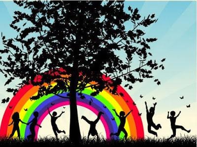 Infancia feliz: etapa de la vida