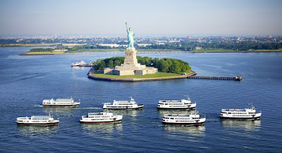 Statue of Liberty - Statue Cruises