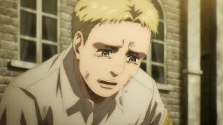進撃の巨人 ライナーブラウン 幼少期   Reiner Braun(Young)   CV. 榎木淳弥   Attack on Titan   Hello Anime !