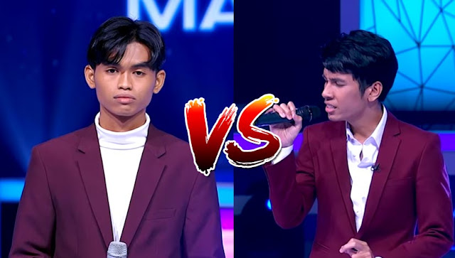 Naim Daniel I Can See your voice Malaysia 3