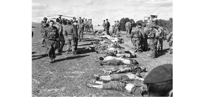 Algérie - Crimes coloniaux : l'autre 8 mai 1945