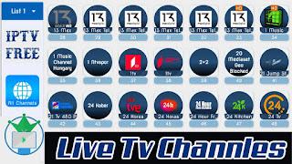 تطبيق قنوات مشفرة لمشاهدة الاف القنوات المشفرة مجانا   KGTV Player