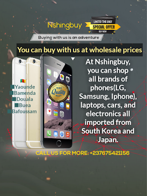 Nshingbuy your online shop in Cameroon
