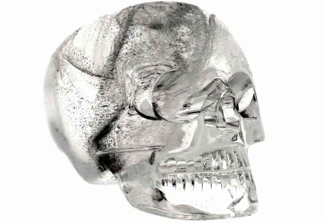 tengkorak kristal