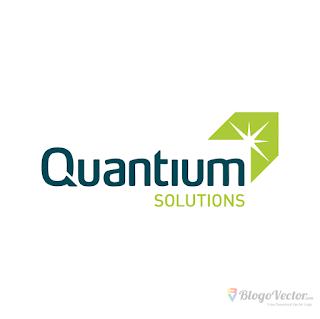 Quantium Solutions Logo vector (.cdr)