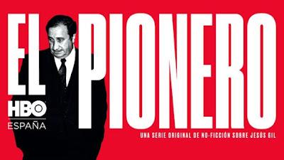 El Pionero HBO Poster