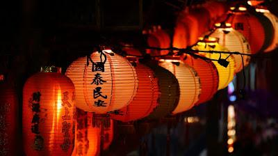 perayaan imlek china