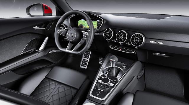 novo Audi TT 2019